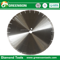 China factory silent blank diamond cutting blade granite saw cutter