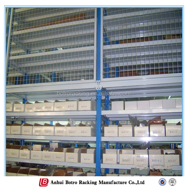 Whalen step beam 5 tier shelf,multi tier storage racks