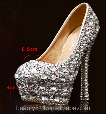 made hand diamond shoes the shoes WS040 by are wedding and hand made the and Water made are are the shoes by of shoes xYUgZwq1zd