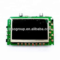 MP3 MP4 MP5 BT Wi-Fi audio and video players design circuit and PCBA design OEM