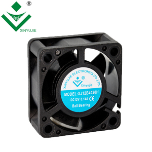 various amp 4020 refrigeration large voltage exhaust inducted USB axial flow reversible handy cooler fan