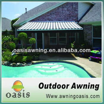 Outdoor Automatic Aluminum Awnings Lowes - Buy Aluminum ...