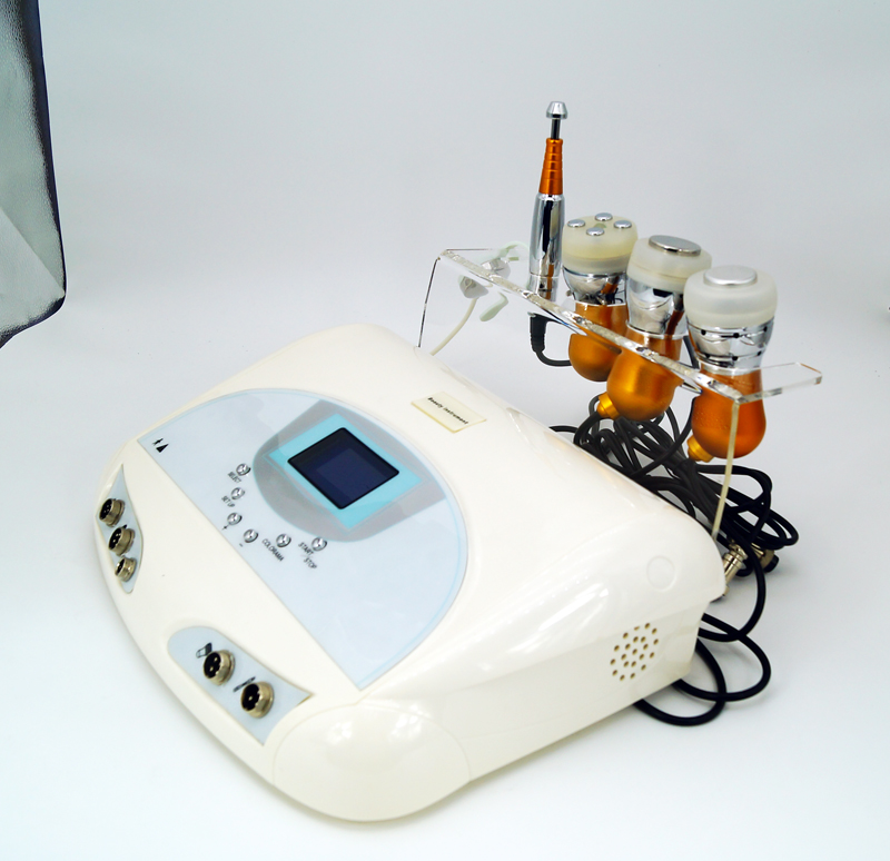 AU-1011 Face Slimming & Lifting Feature and No-Needle Mesotherapy Device Type Meso Machine
