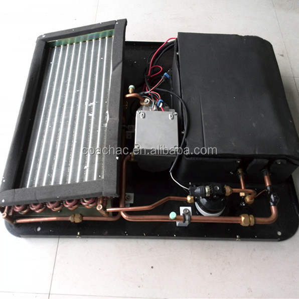 12v 24v 2kw Roof Top Mount Truck Tractor Cab Air