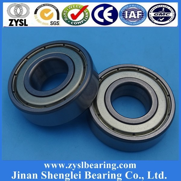 Size 8*22*7 Chrome Steel/stainless steel/Hybrid ceramic deep groove Ball Bearing 608 for Skateboard Manufacturer Price