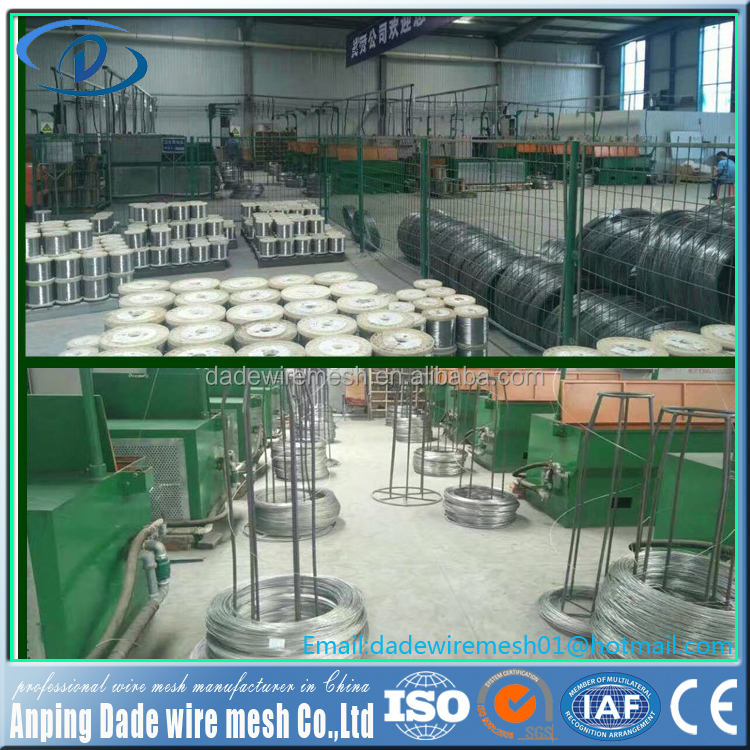 Factory Manufacturer wholesale galvanized wire for paper clip