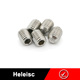 China manufacturer high quality stainless steel forged fastener grub screw