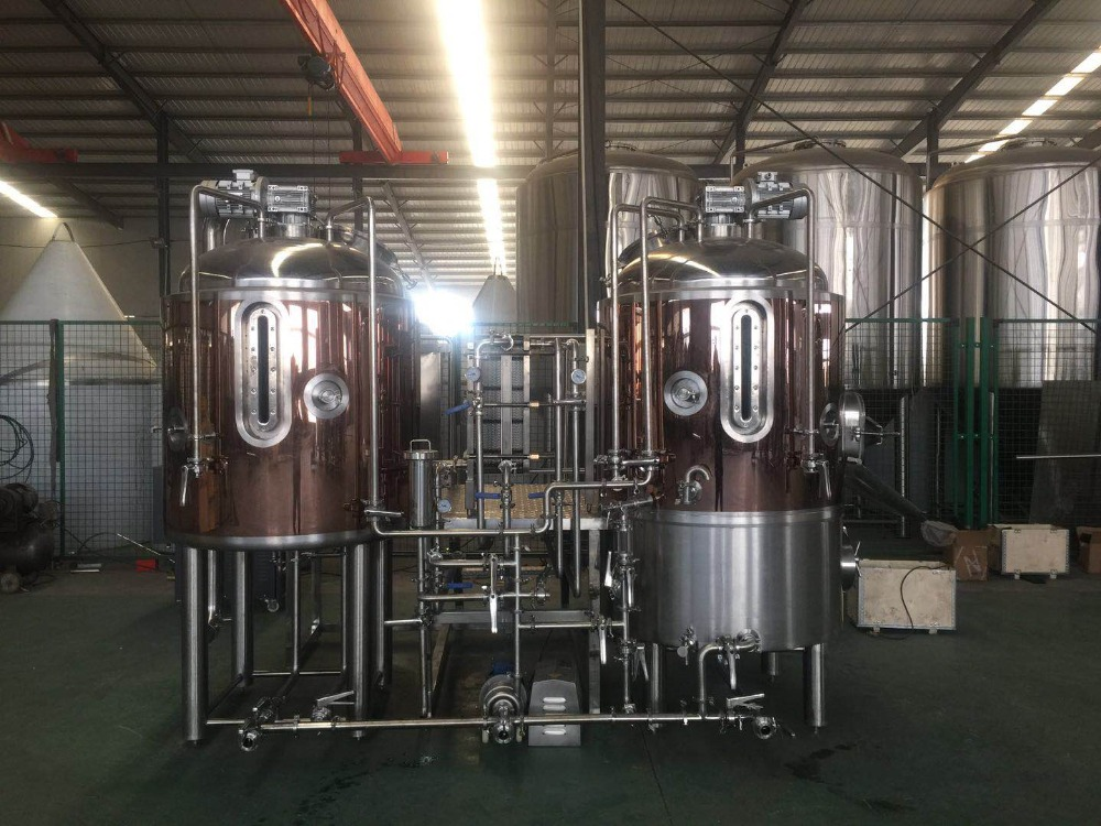 China Beer Brewing Equipment 100l Buy Beer Brewing