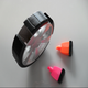 Pop lovely tire shaped highlighter set,5 in 1 set wheel shaped highlighter CH-6222