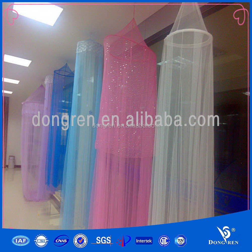 OEM ODM possible Dongren Supply Radiation protection nets / EMF protetcion Bed mosquito net.with kintting