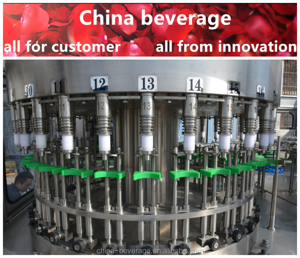 Full automatic spring/ mineral water plant/equipment manufacturer