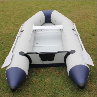 HANGZHOU BIGBANG 0.9mm PVC 4 Person Inflatable Sailing Boat Dinghy for sale