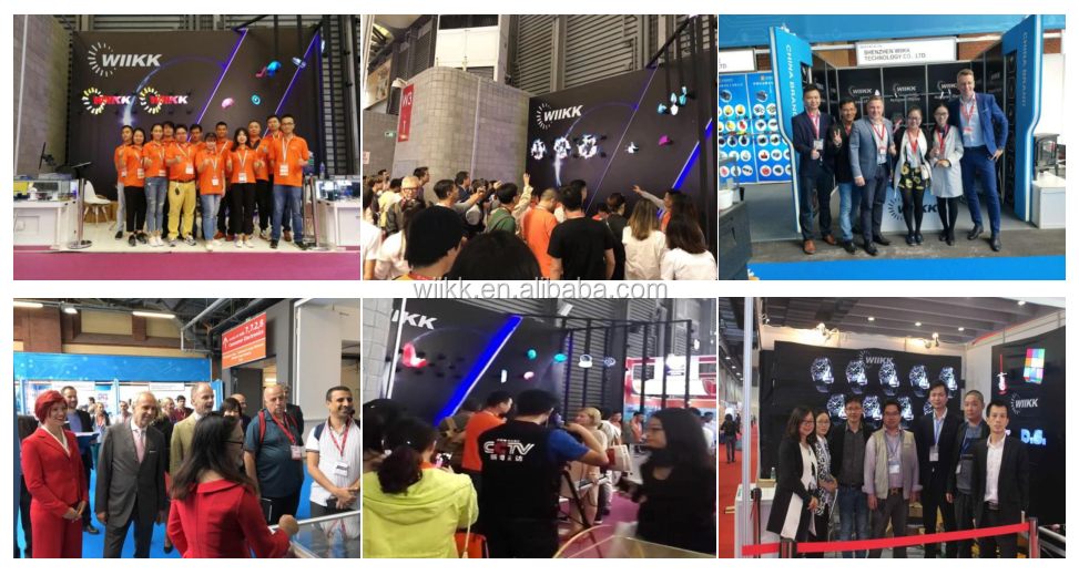 3D LED fan display Exhibition 1
