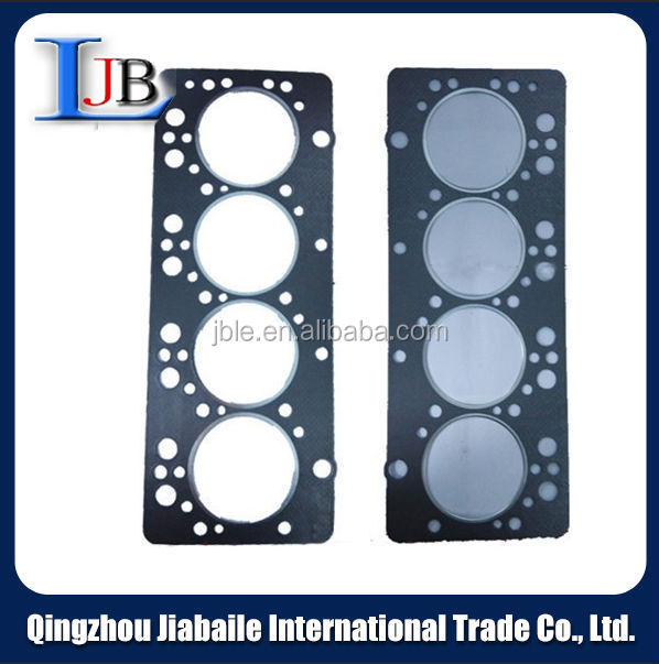 The high quality cylinder head gasket for WEICHAI diesel engine