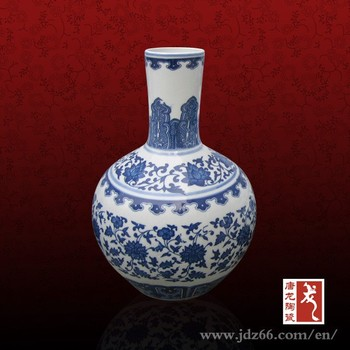 Antique Ming Dynasty Blue Chinese Reproduction Vase Buy Chinese
