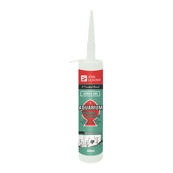 100% Acetoxy Glass Aquarium Silicone Sealant