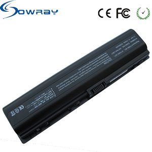 Replacement 6 cells laptop battery for hp COMPAQ Presario A900 C700 F500 F700 V3000 V3100 V3500 V3600 DV2000 notebook battery