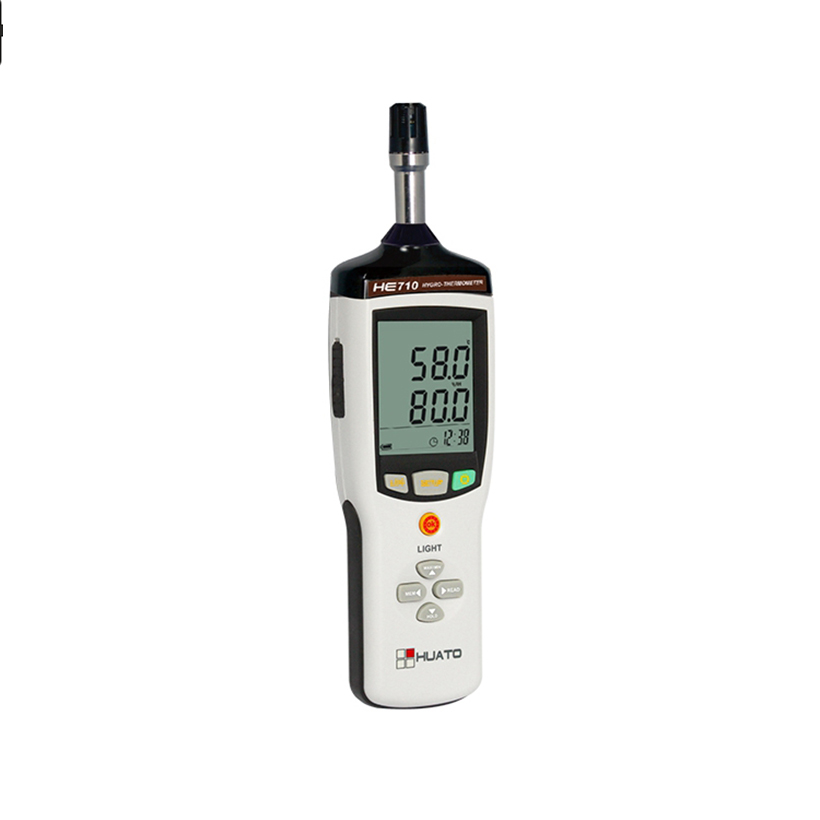 1PCS VA8010 Temperature Temp Thermometer Humidity Dew Point Meter Tester 3 in