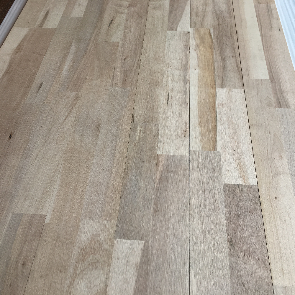Sports Raw Unfinished White Maple solid wood flooring