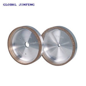 JFA005 Glass green silicon carbide grinding abrasive wheel