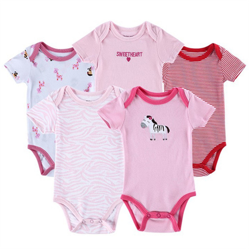 725005a07 Buy Baby Clothes 0-9M Carters Baby Boy ROMPERS BEBE Baby GIRL Romper ...