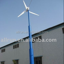 Small whole unit long warranty 5kw wind power system with cheap price