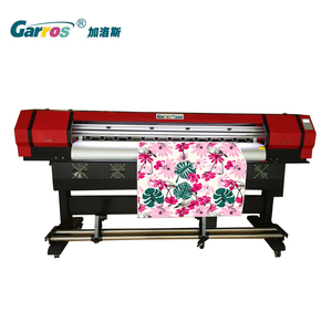 1.8m Textile Fabric Cloth Printing Machine Inkjet Digital Sublimation Large Format T-shirt Printer