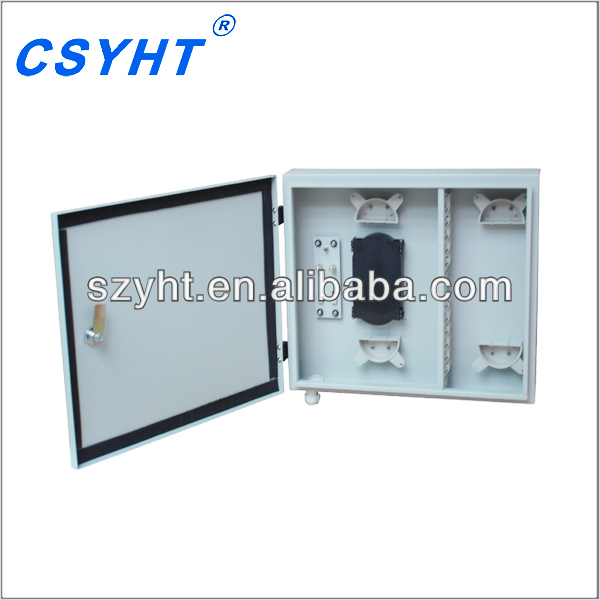 24 Cores Outdoor Wall Type ODF & Fiber Optic Patch Panel
