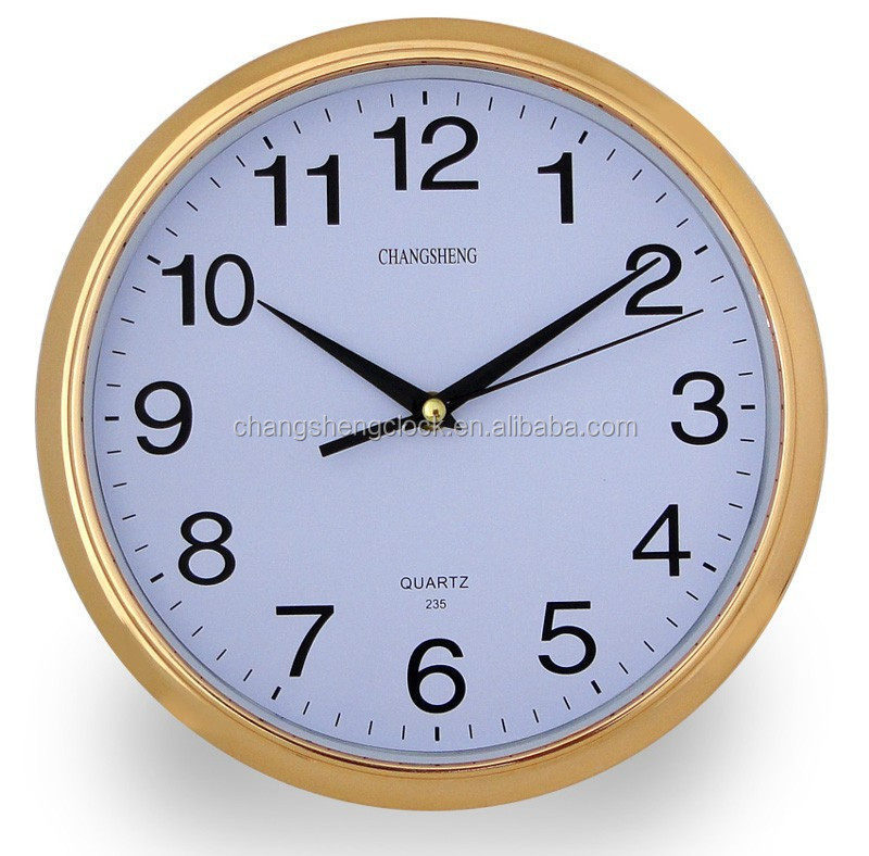 10 polegada horloge de bande dessin e petite horloge. Black Bedroom Furniture Sets. Home Design Ideas