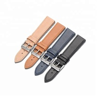 Straps Vintage Distressed Italian Leather Women / Men Watch Band Strap 20mm