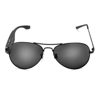 fe7d2ee9da Fashion Wireless Waterproof Sport Stereo Headphones Bluetooth Sunglasses  women Polarized Sun Glasses