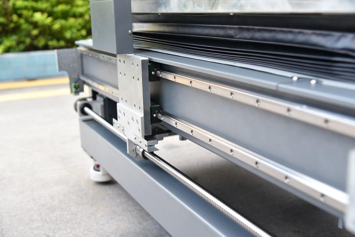 Cartellone tazza di vetro macchina da stampa per la cassa del telefono mobile della copertura della penna di legno di plastica in pvc a getto d'inchiostro uv stampante