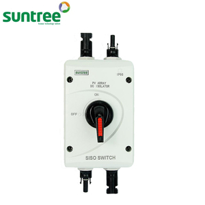 SUNTREE SISO dc isolator switch 25a