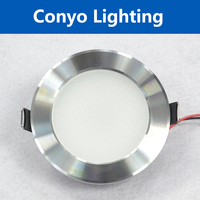 conyolighting wholesale LED recessed light 2.5inch 5W led ceiling light downlight