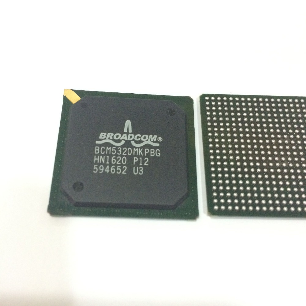 New and Original Broadcom BCM5320MKPBG mini component systems BCM5320