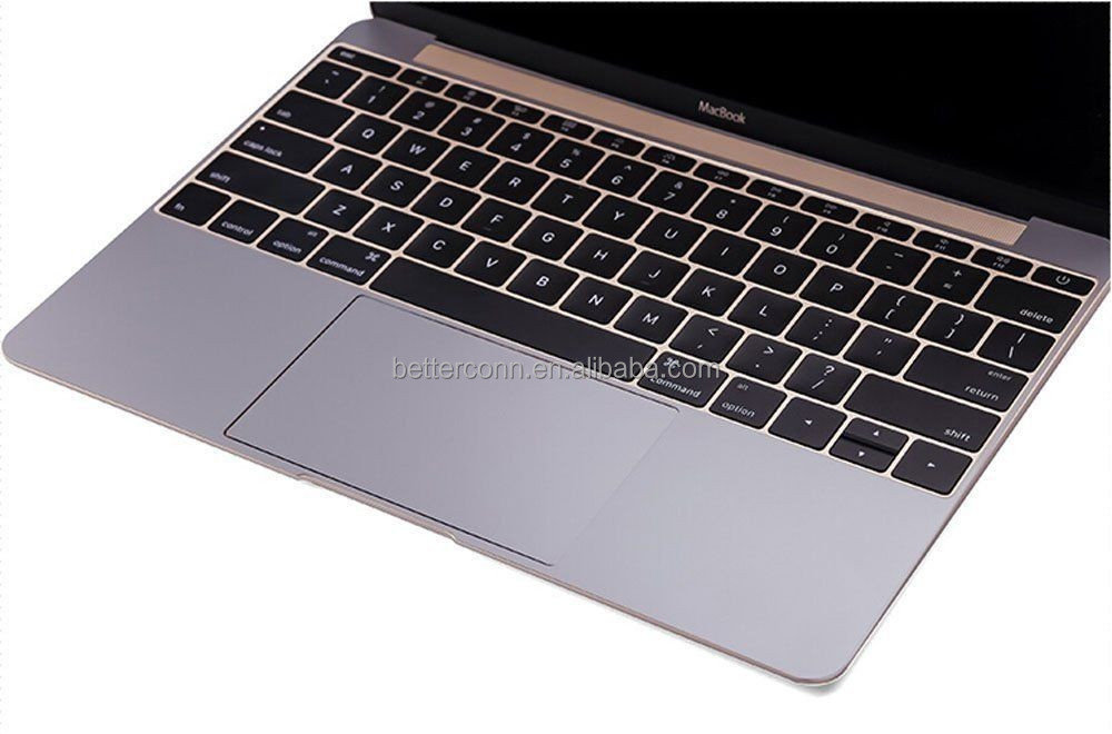 aseBuy Full Palm Rest Guard Cover Skin with Trackpad Protector for New Macbook
