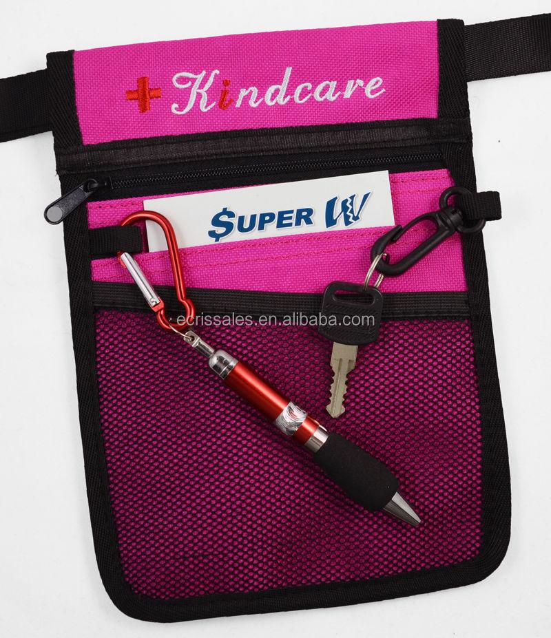 58f824fb1545 Pick pocket nurses pouch