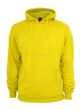 Plain Yellow Hoodie - Buy Cotton Hoodie,Cheap Plain Hoodies,Yellow ...