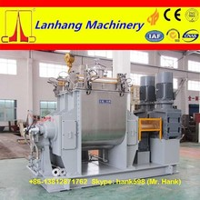 2000L Vacuum Sigma Z Blade Kneader Mixer with CE certification