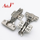 Furniture hardware fittings 35 mm soft closing conceal cabinet hinge A&J 908