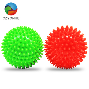 Factory wholesale spiky pvc massage ball with good quality