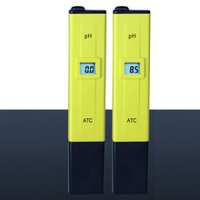China New Automatic Protable PH Meter Measure LCD Digital Pen PH Value Tester accuracy 0.1 Aquarium Pool Water Wine Urine