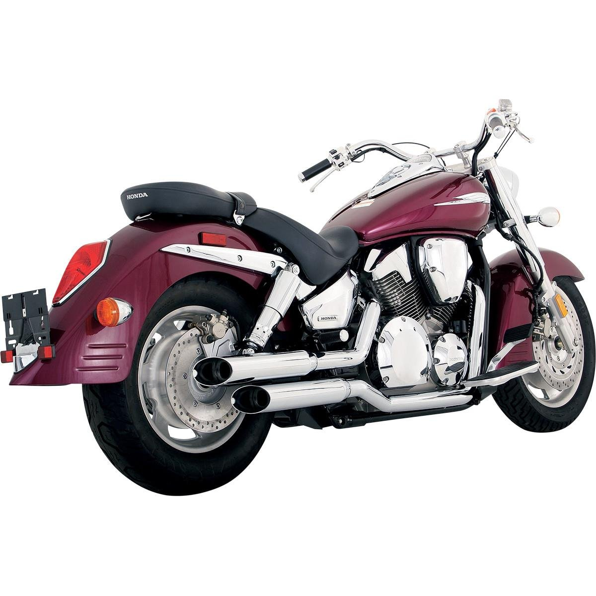 Vance and Hines Cruzers Full System Exhaust for Honda 2003-09 VTX1300 models - One Size