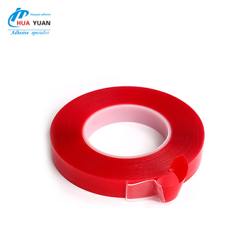 Free Samples PE Double Sided Acrylic polyethylene foam tape for mobile phone
