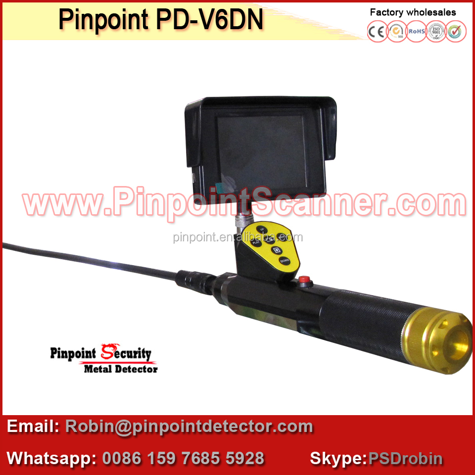 PD-V6DN-A Waterproof High Resolution camera under Vehicle scan