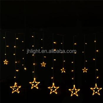 Led Twinkling Star Curtain Lights Wedding Fairy LIGHT