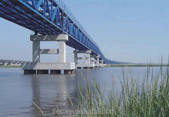 2017 ISO Certificate China Steel Structure Bailey Bridge