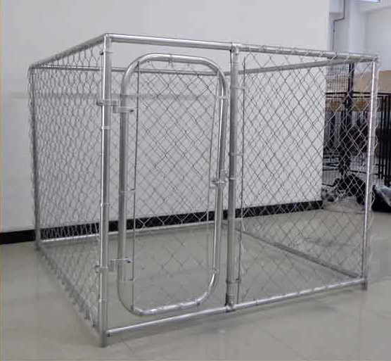 6 X 10 Complete Welded Wire Dog Run Kennel Cage