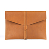 Caramel Real Cow Leather Case For MacBook