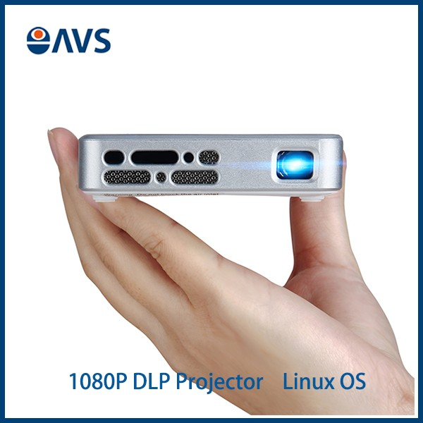 Shenzhen Supplier WIFI HD 1080P Portable Mini Multimedia Pico <strong>Projector</strong>